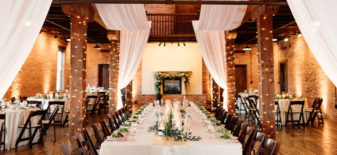 Wedding and Event Reception Lancaster PA | The Booking House